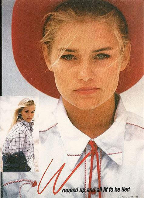 yolanda foster during midwling career yolanda hadid s fierce throwback modeling photos photos