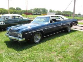1973 Chevrolet Impala 1973 Chevrolet Impala 2d Sport Coupe Information