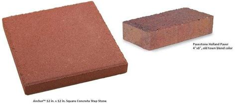 patio pavers block brick concrete or polymer the
