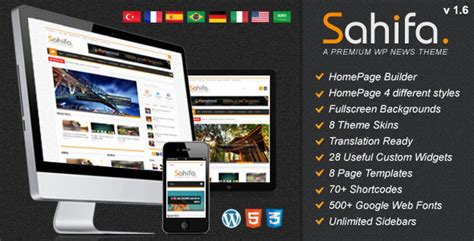 sahifa theme wplocker sahifa themeforest responsive wordpress news magazine
