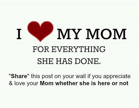 love images for mom i love my mom for everything love and sayings