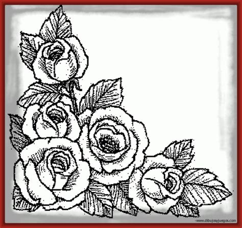imagenes de rosas y corazones para colorear creativos dibujos para pintar de rosas imagenes de rosa