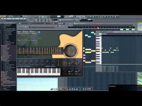 tutorial virtual guitar tutorial descarga virtual guitarrist para fl studio 10
