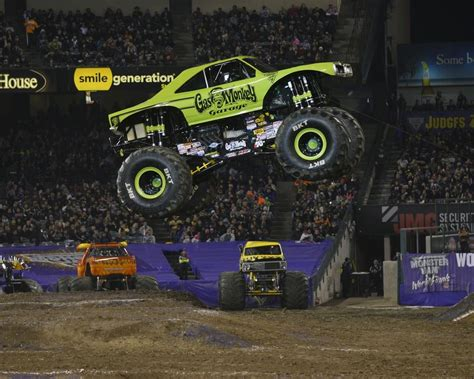 monster truck show dallas gas monkey monster jam truck in dallas this weekend gas
