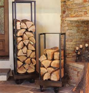 holzscheit regal plumbing pipe firewood holder the cavender diary