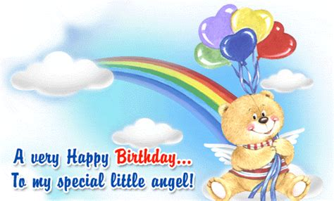 Happy Birthday Wishes For My Kid Happy Birthday Wishes For Kids Cute Inspiring