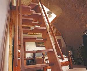 Alternate Tread Stairs Design Seven Smart And Space Saving Staircase Designs Home Improvement Guide By Dr Prem