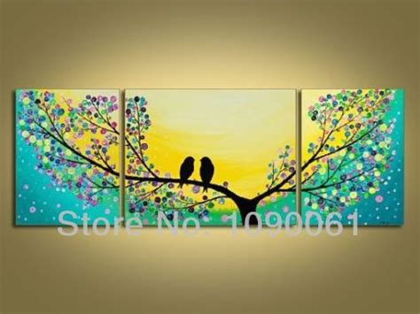 25 best ideas about three canvas painting on cd tree canvas and cd wall