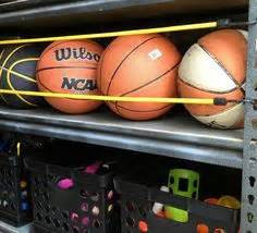 Garage Storage For Balls Diy Corral Tutorials Organizations And Organizing