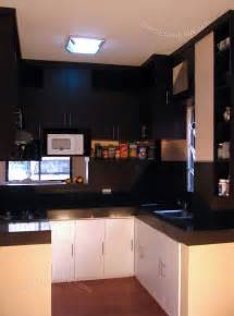 Ideas For Small Kitchen Spaces Small Space Kitchen Cabinet Design Cavite Philippines