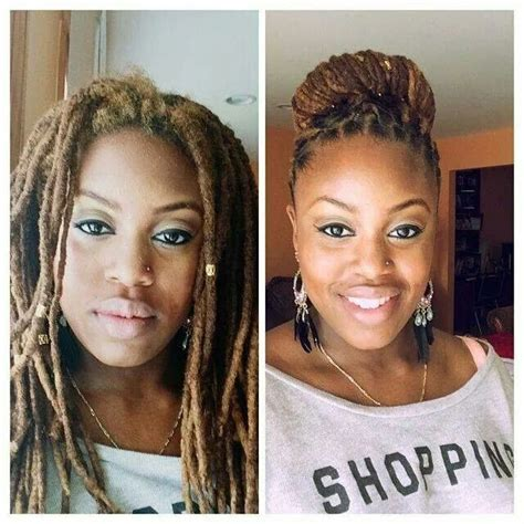hairstyles after dreadlocks 17 best images about