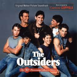 Home gt cd soundtracks store gt the outsiders