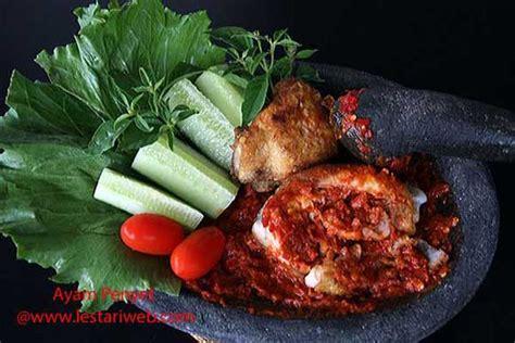 Ayam Goreng Penyet Bumbu Ketumbar kumpulan resep asli indonesia ayam penyet