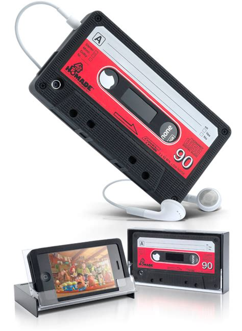 cover cassetta iphone retro cassette cover