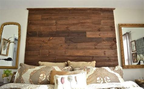 Headboards Made From Pallets by How To Make Pallet Headboard On Wall 99 Pallets