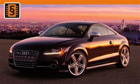 Audi Tt 2 0 Tfsi Chiptuning by Chiptuning Audi Tt 2 0 Tfsi 155kw 211hp Chiptuning Quantum