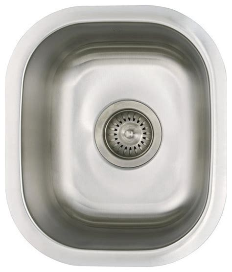 small stainless steel kitchen sinks 12 quot ellis stainless steel undermount kitchen sink small