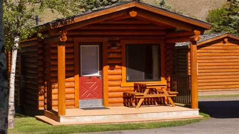 Cabin Resort by Cowboy In Jackson Wy Jackson Central