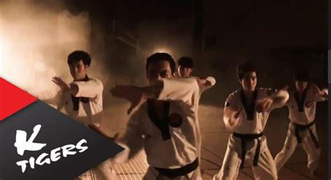 exo youtube exo overdose k tigers taekwondo ver youtube