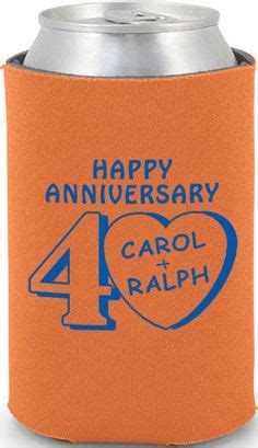 Wedding Anniversary Koozies by 1000 Images About Wedding Anniversary Designs On