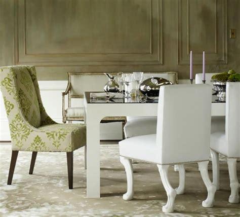 chaises salle a manger design salle 224 manger moderne aux chaises design uniques design