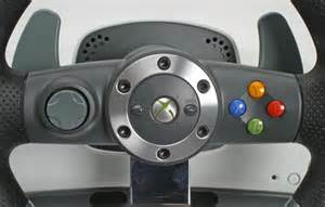 Top Steering Wheels For Xbox 360 Microsoft Xbox 360 Wireless Steering Wheel Xbox 360