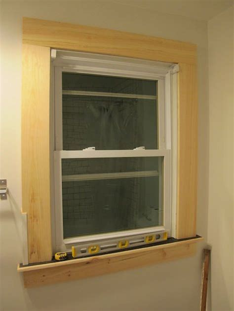 mobile home interior trim best 20 interior window trim ideas on