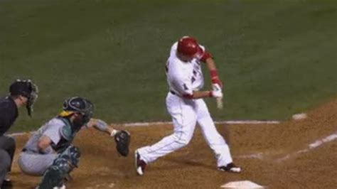 mike trout baseball swing what happened to mike trout s swing sports hip hop