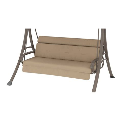 replacement cushions for swings patio swing replacement seat icamblog