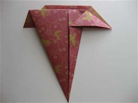 Origami Sombrero - origami sombrero folding how to fold an