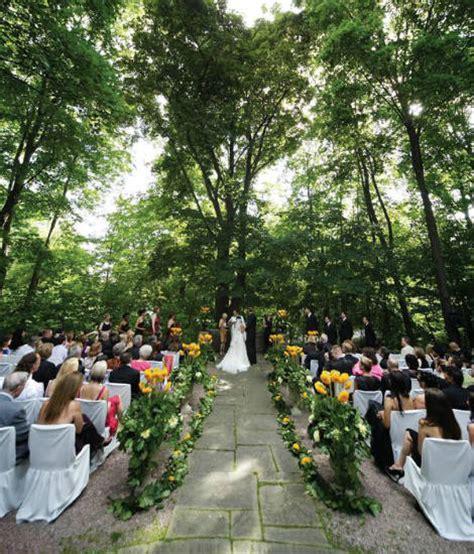 wedding locations ontario outdoor wedding venues gta ontario mini bridal
