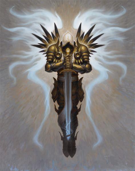 libro diablo iii storm of riflettori puntati su tyrael