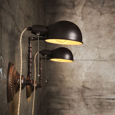 aliexpress buy nordic vintage lustres aliexpress buy nordic wall l european industrial wall light swing arm lights antique