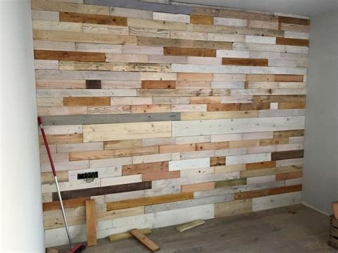 picture of diy attic wall pallet decor diy pallet wood wall paneling pallet ideas recycled
