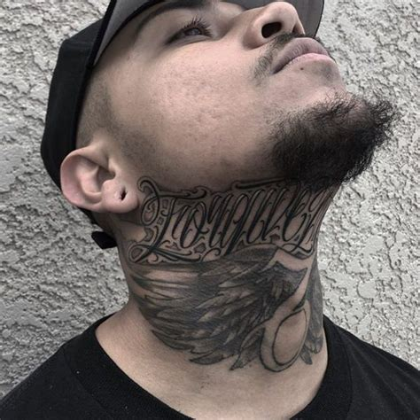 cool neck tattoo designs 125 top neck designs this year