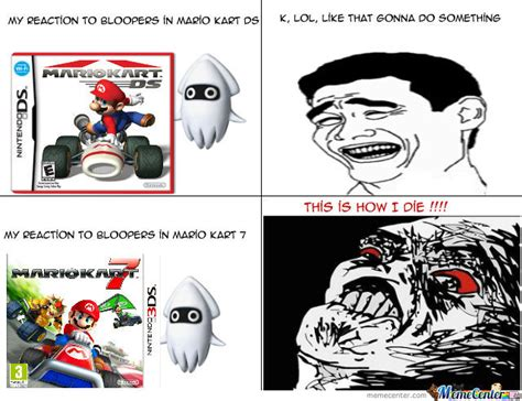 Ds Memes - mario kart ds and 7 will understand by mi4 slayer meme