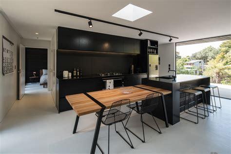 structure meets style  award winning waiheke kitchen eboss