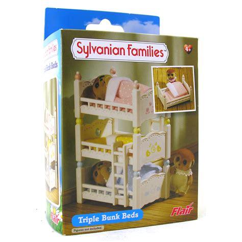 Sylvanian Bunk Beds Sylvanian Families Bunk Beds Ebay