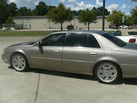 auto air conditioning service 2002 cadillac deville electronic valve timing sell used 2002 cadillac deville dts sedan 4 door 4 6l in baton rouge louisiana united states