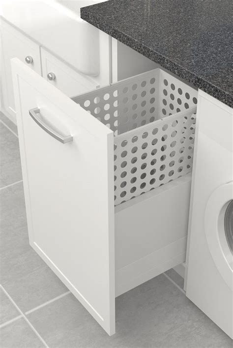 pull out laundry for cabinet 13 best tanova pull out laundry basket systems images on