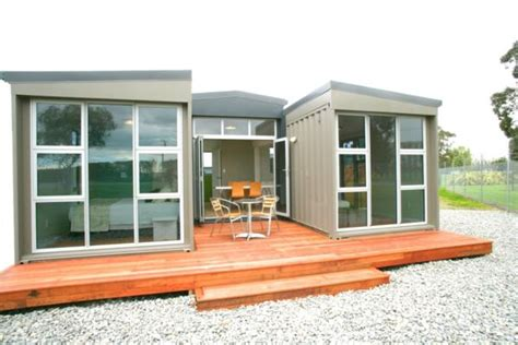 Storage Containers Homes Floor Plans by Life In A Container House Stuff Co Nz