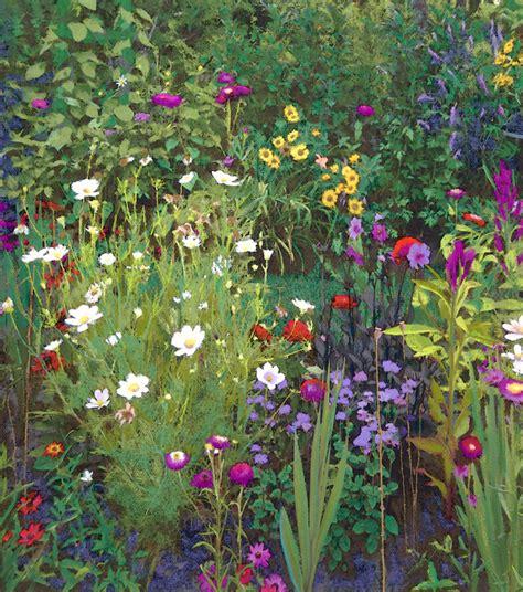 healing garden arts nature revisited through pastel - Healing Arts Garden