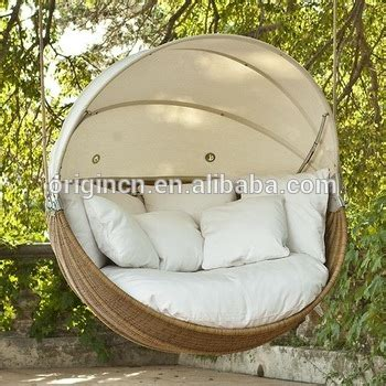 outdoor round swing bed 2016 eye catching latest design round garden swing with