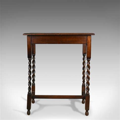 antique side table antique side table oak edwardian antiques atlas