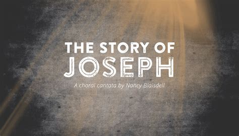 october the story of the story of joseph the story of joseph