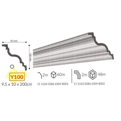 cornici da soffitto profilo cornice da soffitto y100 in polistirene