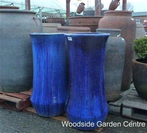 Planters Garden Centre by 27 Best Images About Blue Glazed Garden Pots And Decor Vases On