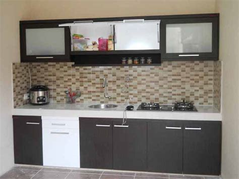 Modern Kitchen Set Minimalis Contoh Meja Tv Ask Home Design