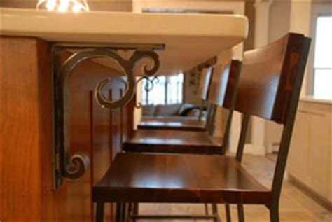 Modern Corbels For Granite Countertops by Wrought Iron Corbel Buying Guide Timeless Wrought Iron