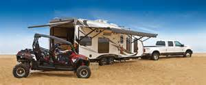 garage brands toy hauler buyer s guide www trailerlife com new 2015 blackstone luxury travel trailers youtube